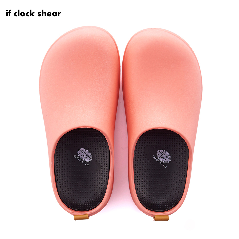 Breathable Non-Slip Kitchen Working Shoes New Men's Chef Shoes Summer Hospital Doctor Nurse Shoes Medical Shoes Casual Footwear