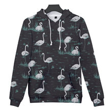 Fashion popular firebird 3d hooded sweatshirt men hip hop pullover