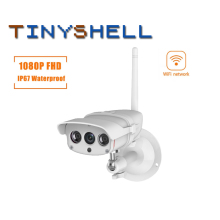 WiFi IP Camera Outdoor 1080P Security Camera Waterproof IR Night Vision Mobile Video Surveillance CCTV Camera