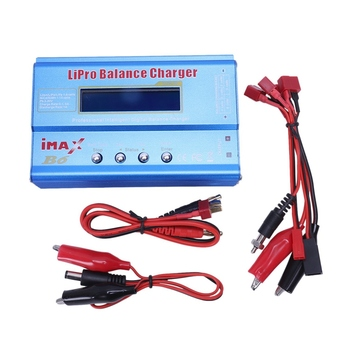 iMax B6 Digital LCD RC Lipo NiMh Battery Balance Charger accessories
