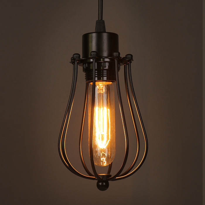 Luminaire Suspendu Hanging Lamp Glass Ball Home Decoration E27 Light Fixture Pendant Lights Industrial Lamp Deco Chambre