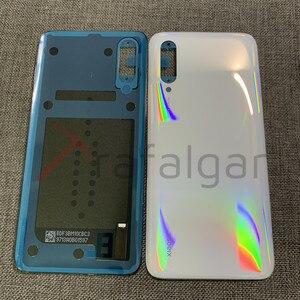 Image 4 - Original NEW For Xiaomi Mi 9 Lite Back Glass Battery Cover Mi9 Lite Mi CC9 Rear Glass Door Case For Xiaomi Mi 9 Lite Back Cover