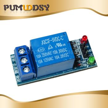 5 sztuk 1 kanał 5V moduł przekaźnikowy wysoki poziom dla SCM urządzenia gospodarstwa domowego sterowania nowy tanie i dobre opinie PUMUDDSY international standard