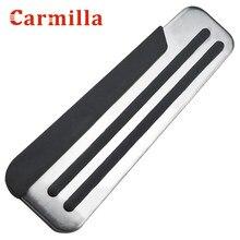 Coche Carmilla pedales para Infiniti G25 G35 G37 Q50 Q60 EX25 QX50 QX70 EX FX M25 Q60S cubierta de Pedal reposapiés Pedale almohadillas