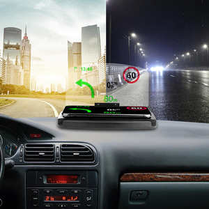 Projector-Bracket Navigation-Phone Head-Up-Display for GPS Car-Hud-Holder