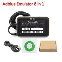 Neue Adblue 8in1 Lkw Adblue Emulator 8 in 1 mit NOx sensor 3 0 Programmierung Adapter