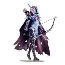 Undead Queen-figuras de Anime World of Warcraft, Windrunner Sylvanas, accesorios de decoración del hogar, Juguetes