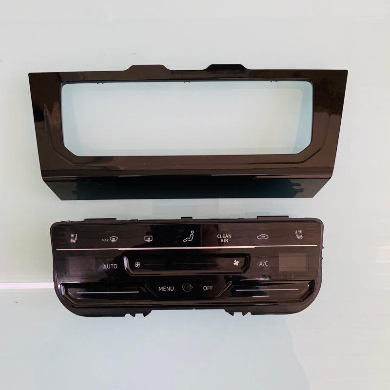 Сенсорный ЖК-экран, панель кондиционера, автоматический переключатель кондиционера для Jetta MK7 2019 Tiguan MK2 MQB superb Passat B8