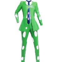 JoJo's Bizarre Adventure Pannacotta Fugo Cosplay Costume