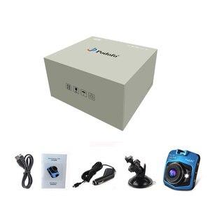 Image 5 - Podofo MINI Dvrsรถยนต์DVR GT300 กล้องกล้องวิดีโอ 1080P Full HD Video registratorบันทึกที่จอดรถการบันทึกLOOP Dash CAM