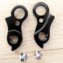 2pc Bicycle parts gear rear derailleur hanger For BOARDMAN MTB FS Pro 2014 Boardman mountain bike MECH dropout carbon frame