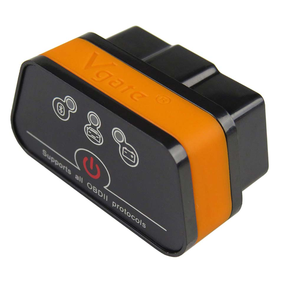 Neue OBDII Scanner Vgate iCar2 ELM327 Bluetooth Mini Ulme 327 OBD2 Code Reader Diagnose-Tool iCar 2 OBD 2 diagnose Scanner