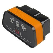 Vgate icar2 elm327 bluetooth obd2 scanner de diagnóstico do carro mini elm 327 icar 2 bt obd 2 leitor de código automático obdii ferramentas diagnósticas