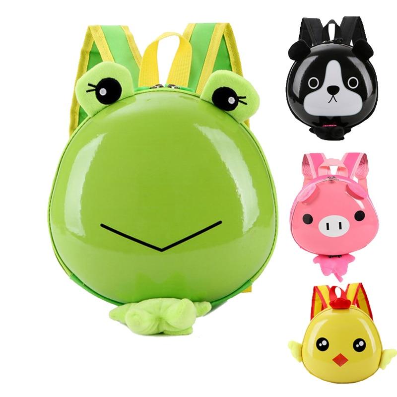 3D Cartoon Kindergarden Backpack Children Mini Toddler School Bags For Kids Bag Girls Boys Cute Animal Zoo Preschool Backpack