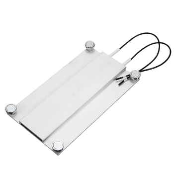 New AC 220V Aluminum LED Remover PTC Heating Plate Soldering Chip Remove Weld BGA Solder Ball Station Split Plate new ac 220v aluminum led remover ptc heating plate soldering chip remove weld bga solder ball station split plate