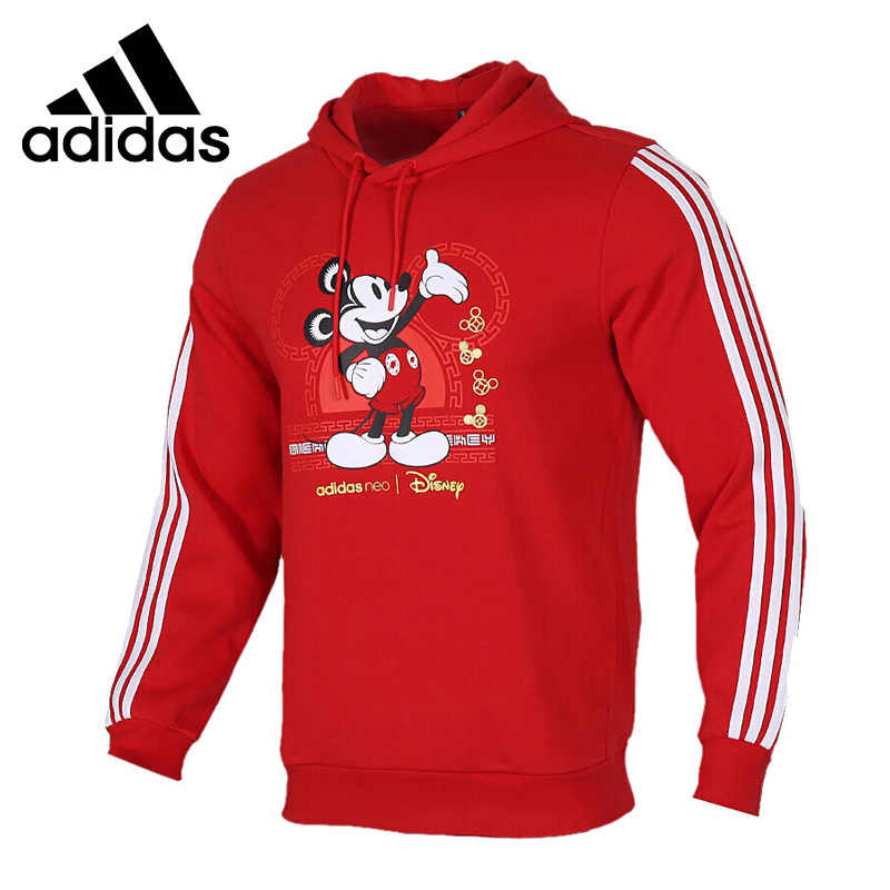 US $59.43 30% OFF Original New Arrival 2018 Adidas Men's Pullover Hoodies Sportswear in Skateboarding Hoodies from Sports & Entertainment on