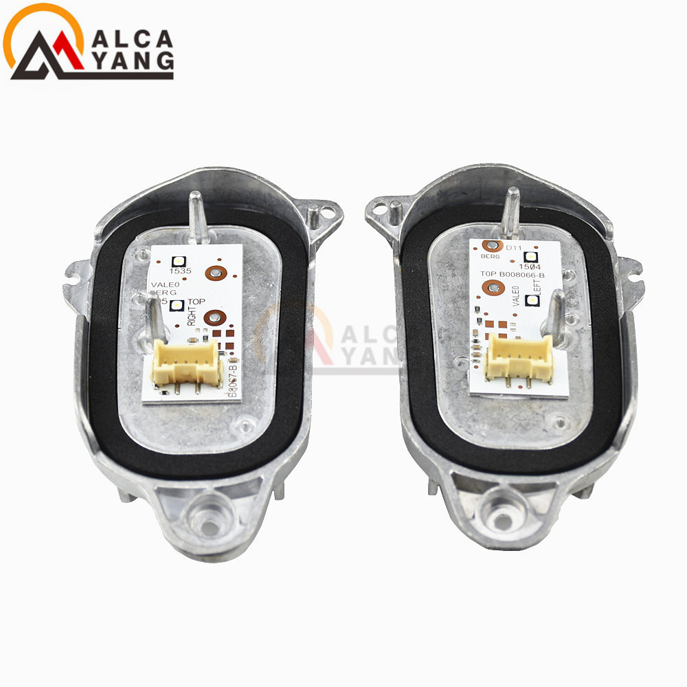 New Headlight LED DRL Right Left Side Light Module Control Unit Ballast 8R0941475B For Audi Q5 LCL 8R0.941.475B 8R0.941.476B