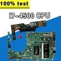 Отправка платы + S301L Q301LP S301LP S301LA материнская плата для ноутбука Asus с I7-4500U GM DDR3 Материнская плата полностью проверена 100% хорошая работа