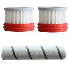 3 шт фильтр для ковров роликовый набор запасных аксессуаров
