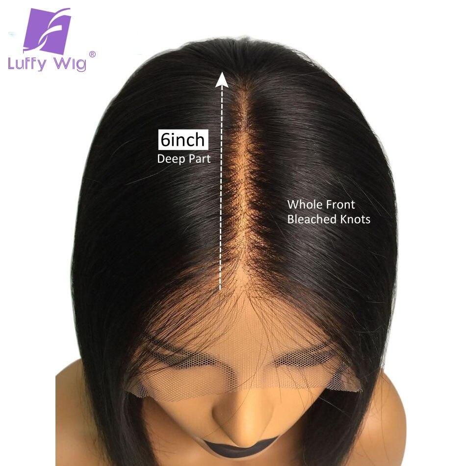 PrePlucked Part Wigs Knots 3