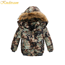 2019 Boys Coat  Winter Jackets Overall For Boys/Girls Kids Hoodies Outerwear Children Clothes DC171