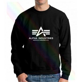 Alpha Industries Herren-Sudadera con capucha básica, Dunkel Grau Manner Outdoor, camiseta gris,...