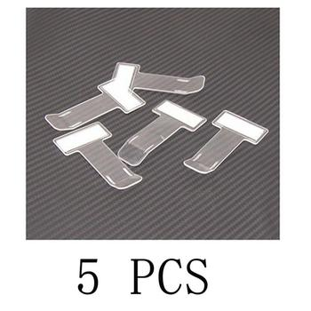 5 Pcs Car Styling Parking Ticket Clip Auto Fastener Card Bill Holder Ticket Folder Car Holder Mount Car Styling Car Accessories image