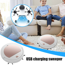 Cleaning-Machine Robot Sweeper Smart-Vacuum-Cleaner Usb-Charging Household Automatic