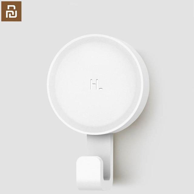 Оригинальный настенный клей Xiaomi HL, спасательный крючок/настенный крючок для мопс, спальни, кухни, настенный держатель, 3 кг, максимальная нагрузка, импортный клей