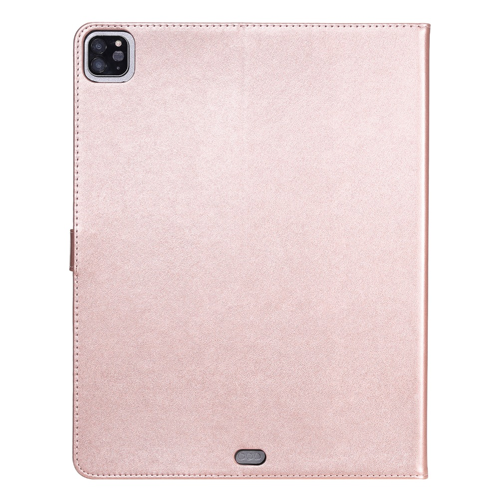 Leather Case Protective Funda Gen 2020 For 4th Shell iPad Stand Cover Cover 12.9