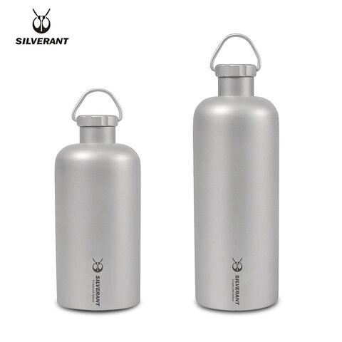 edc titanio cafe garrafa de cha portatil ao ar livre acampamento viagem engrenagem edc ferramentas