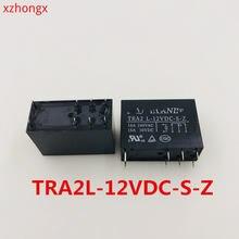TRA2L-12VDC-S-Z реле 16A 8 PIN