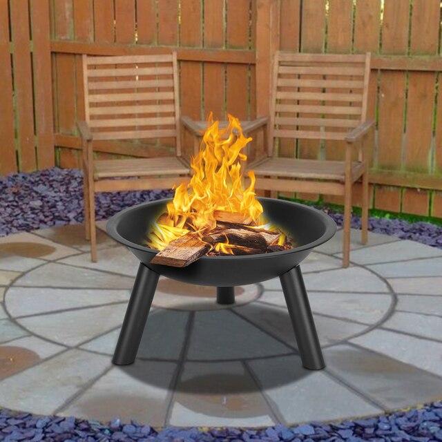 Garden Fire Bowl   6
