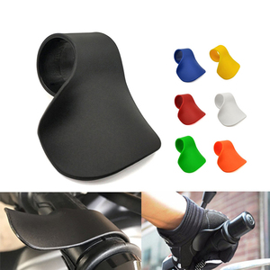 Motorcycle Throttle Assist Cruise Control Grips Wrist Rest Universal For Yamaha BT1100 XJR400 MT 07 09 10 FZ 07 09 6 FAZER 6R 8