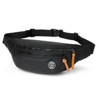 JIULIN heuptas fanny pack banane sac chest bag waist bag saszetka na biodra men's purse women's belt bag banana Women's belt bag