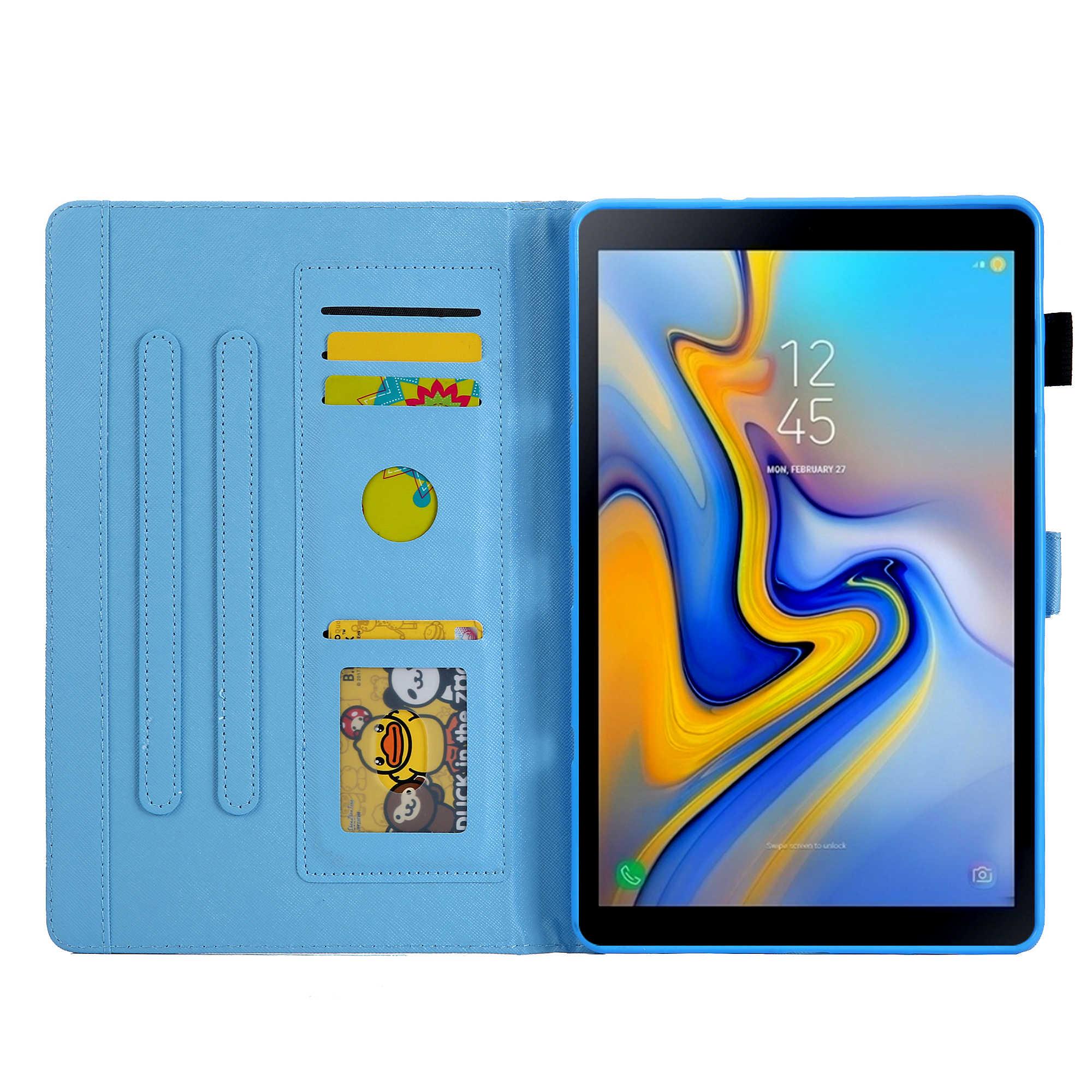 SM-T720 SM-T725 планшеты для Samsung Galaxy Tab S5e чехол 10,5 дюймов 2020 T720 T725 Coque PUU кожаный ТПУ чехол для Samsung Tab 5se