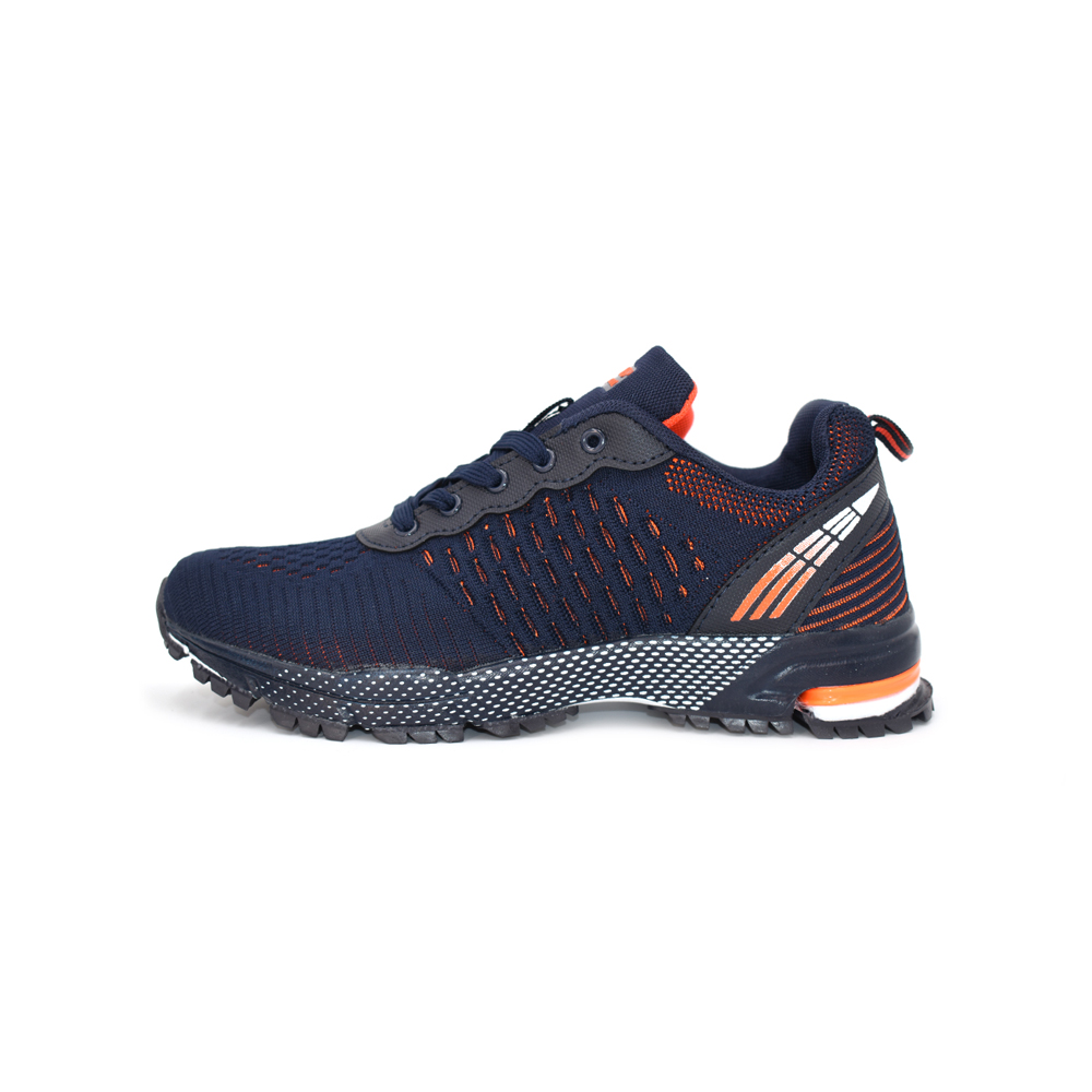 KMB Men's running shoes with steel toe; 2020 new style; Sneakers with protection against punctures for men ; breathable shoes