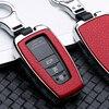 Hight quality Galvanized Alloy Car Key Cover Case for Toyota Camry Mark X RAV-4 PRADO COROLLA HIGHLANDER 2 3 Buttons Keyless promo