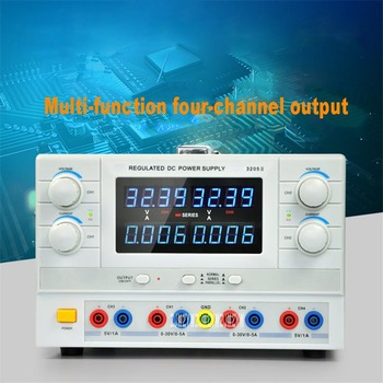 3205II High Precision DC Regulated Power Supply Laboratory Power Supply Charging Aging Test DC Power Supply AC110V/220V 300W фото