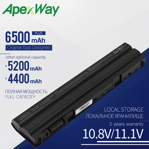 Apexway Laptop Battery T54FJ M5Y0X N3X1D P9TJ0 For Dell Latitude E6420 E6520 E5520 E5420 E6430 E6530 NHXVW P8TC7 T54F3 HCJWT