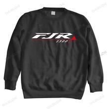 Nowa dostawa mężczyźni bluza z kapturem jesień japonia motocykle FJR 1300 motocykl moda bawełna z kapturem FJR1300 bluza unisex mężczyźni bluzy tanie tanio Jesień I Zima Na co dzień CASUAL CN (pochodzenie) Pełne COTTON POLIESTER Drukuj REGULAR Z okrągłym kołnierzykiem shubuzhi