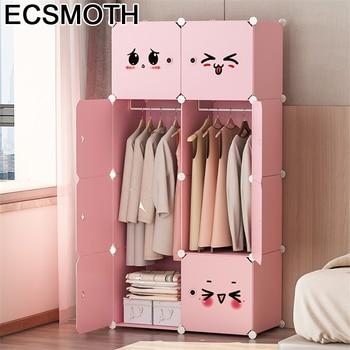Kleiderschrank Armoire Rangement Dresser Home Furniture Ropero Armadio Armario Tela Cabinet Closet Mueble De Dormitorio Wardrobe