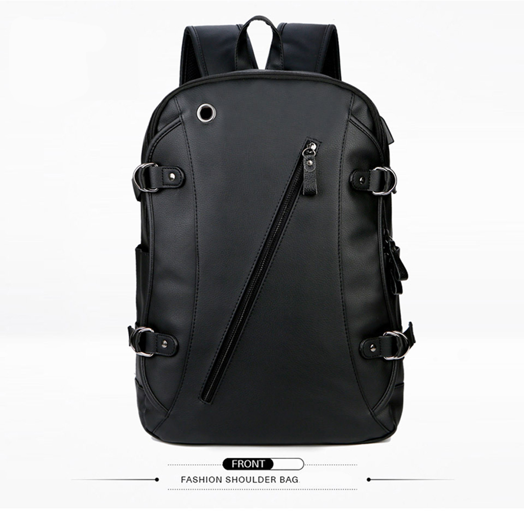 Funny Leisure backpack Black Horse Lightweight Daybags Anti Theft School Bookbag
