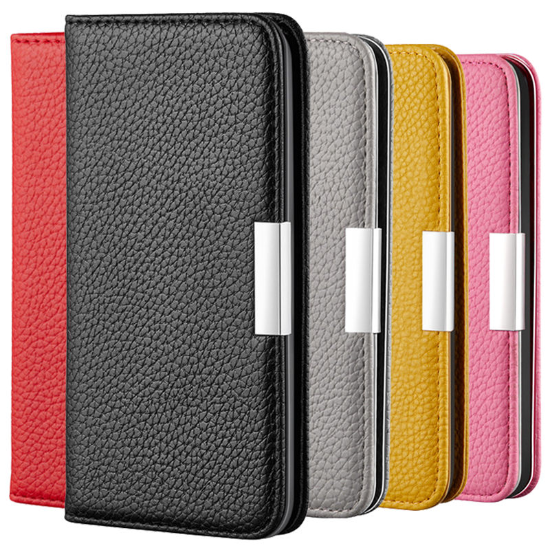 For iPhone XS Max Wallet Case Leather Magnetic Phone Case For iPhone 11 6 6S 7 8 Plus X XR XS 12 Pro Max XSMax 11Pro Flip Cover