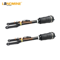 Free Shipping 2PCS Shock Absorber With Sensor Suspension Air Ride Front Air Spring Fit W164 Mercedes ML X164 GL 1643206013