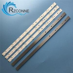 Image 5 - LED Backlight strip 8 lamp for 48C6 LS48H310G  LE48G520N LED48D08 ZC21AG 01 LE48D8 03(D)  A 30348008220 LE48B510F LSC480HN10