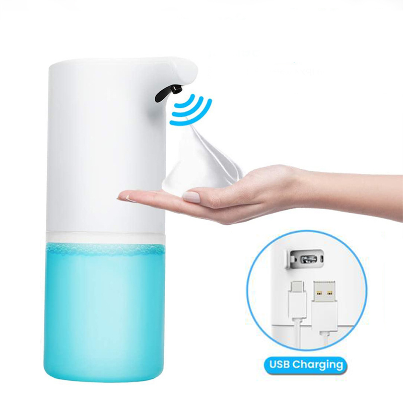 2020 New Mijia Automatic Induction Foaming Hand Washer Wash Automatic Soap 0 25s Infrared Sensor For Xiaomi Smart Home Drop Ship