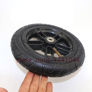 """Image 4 - 8 Inch Inflated Wheel For E twow S2 Scooter M6 Pneumatic Wheel With Inner Tube 8"""" Scooter Wheelchair Air Wheel Can Loading 100Kg"""