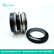 Mechanical-Seal Water-Pump Shaft-Size Burgmann with 25mm Material:sic/sic/epdm Material:sic/sic/epdm