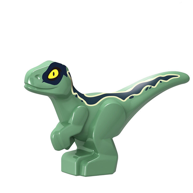 Image 4 - 7Pcs Jurassic World Park Dinosaurs Indoraptor Pterosauria Egg Baby Dino Building Block Bricks City Assembly Toys For Children-in Blocks from Toys & Hobbies